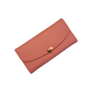 Маленький красивый кошелёк женский из лаковой кожи бирюзового цвета