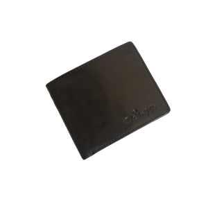 Мужское портмоне (темно-коричневое)