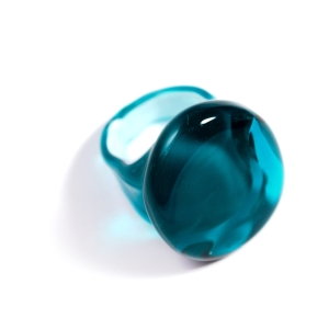 """Кольцо """"Murano Azure"""""""