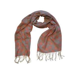 Романтический шарф