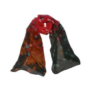 Красивый стильный шарфик