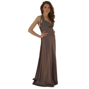 Вечернее платье в римском стиле