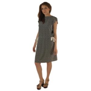 Короткое платье с заниженной талией