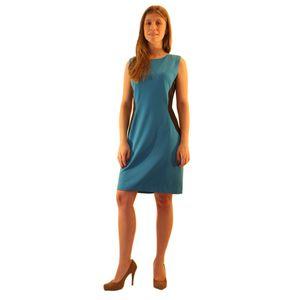 Платье контрастной расцветки